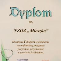 Przychodnia MIESZKO - Syplom